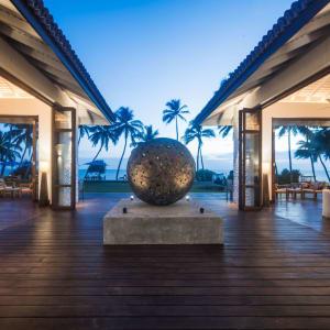 Kumu Beach Hotel à Balapitiya: Lounge