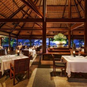 The Oberoi Beach Resort, Lombok: Lumbung Restaurant