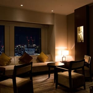 Keio Plaza à Tokyo: Luxe Lounge