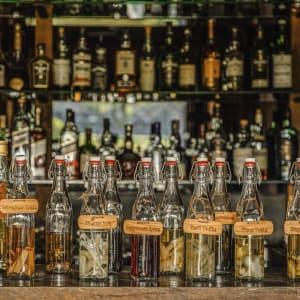 Phum Baitang in Siem Reap: Main Bar