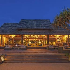 Wa Ale in Mergui Archipel: Main pavillion restaurant