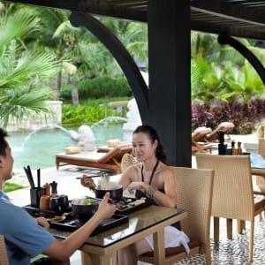 Mandarin Oriental Sanya à Hainan: Mee and Mian noodle bar