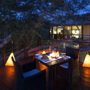 Ulagalla by Uga Escapes in Anuradhapura: Moonlight Dinners