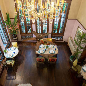 Ariyasom Villa in Bangkok: Na Aroon Restaurant