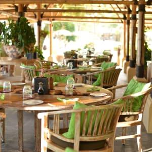 Belmond Jimbaran Puri Bali à Sud de Bali: Nelayan Restaurant