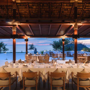 The Royal Sands Koh Rong in Sihanoukville & Inseln: Ocean Restaurant