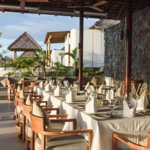 The Royal Sands Koh Rong in Sihanoukville & Inseln: Ocean Restaurant Dinner