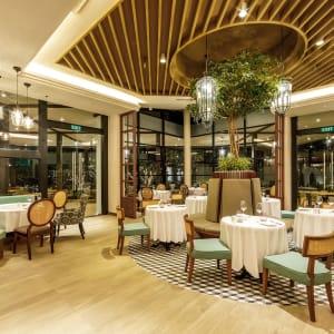 JW Marriott Khao Lak Resort & Spa: Olive Italian Restaurant & Bar