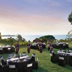 Banyan Tree Bintan: One Tree Hill Dining
