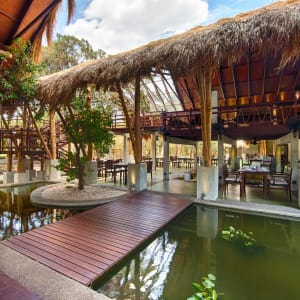 Jungle Beach by Uga Escapes in Trincomalee: Open Air Restaurants