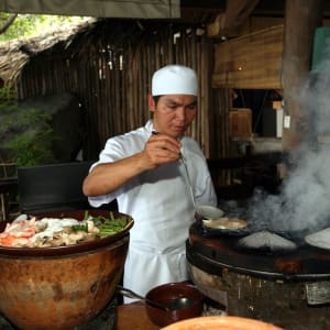 Six Senses Ninh Van Bay in Nha Trang: Open Kitchen