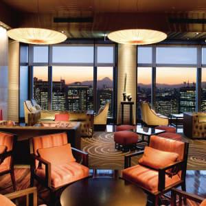 Mandarin Oriental à Tokyo: Oriental lounge