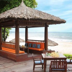 Blue Ocean Resort à Phan Thiet: Outdoor dining