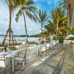 Twinpalms Phuket: Palm Seafood Restaurant