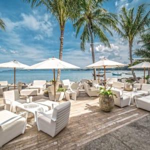Twinpalms Phuket: Palm Seaside Lounge