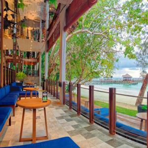 Bungaraya Island Resort in Kota Kinabalu: Pantai Restaurant