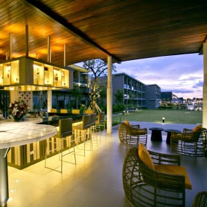 The Sands Khao Lak by Katathani: Pineapple Bar
