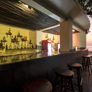 Thande Beach Hotel à Ngapali: Pon Nyet Yeik Bar