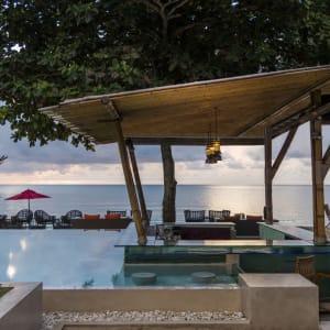 Anantara Rasananda Koh Phangan Villas in Ko Phangan: Pool Bar
