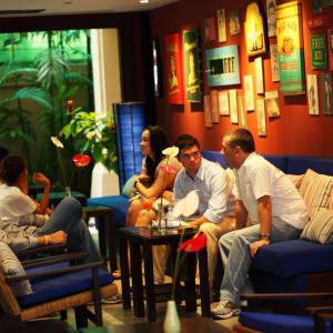 Burasari à Phuket: Pool Bar