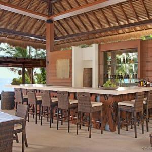 El Nido Resorts Pangulasian Island in Palawan: Pool Bar