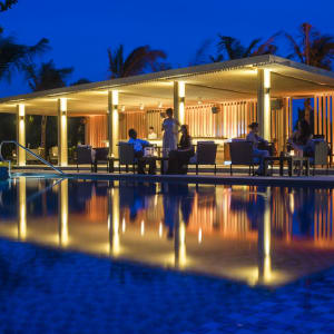 Salinda Resort à Phu Quoc: Pool Bar