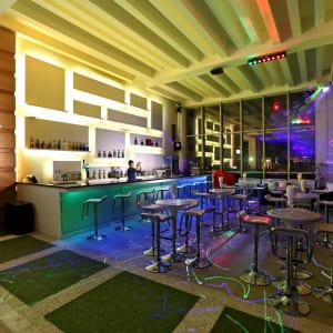 Jasmine Palace in Yangon: Pool Bar