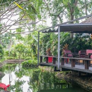 Centara Koh Chang Tropicana in Ko Chang: Premium lounge