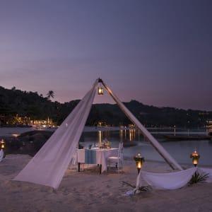 Panviman Resort in Ko Phangan: Private Dining