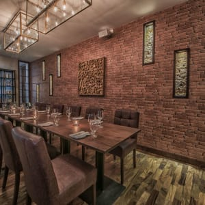 Residence by Uga Escapes in Colombo: Private Dining Room
