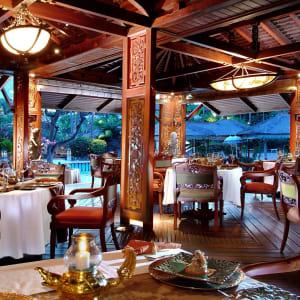 Nusa Dua Beach Hotel & Spa à Sud de Bali: Raja's Balinese Restaurant Indoor