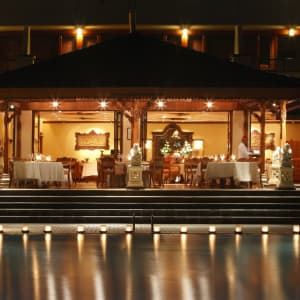 Nusa Dua Beach Hotel & Spa à Sud de Bali: Raja's Terrace frontal