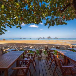 Tup Kaek Sunset Beach Resort à Krabi: Red Leaf Beach Bar