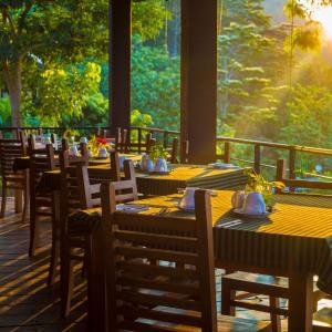 Melheim Resort à Ella/Haputale/Koslanda: Restaurant