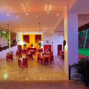 Aditya Resort in Hikkaduwa: Restaurant