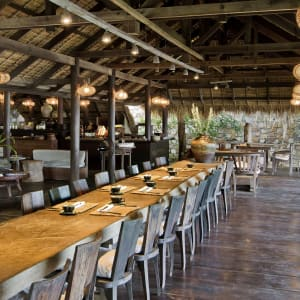 Knai Bang Chatt in Kep:  Restaurant