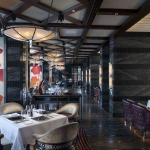 Mandarin Oriental Macau à Macao: Restaurant