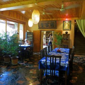 Yangshuo Mountain Retreat: Restaurant