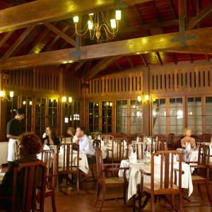 Brunton Boatyard in Kochi: Restaurant