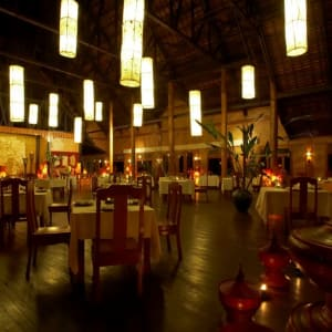 Inle Princess Resort à Lac Inle: Restaurant