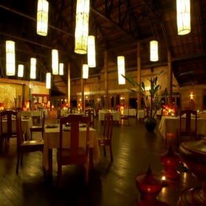 Inle Princess Resort in Inle Lake: Restaurant
