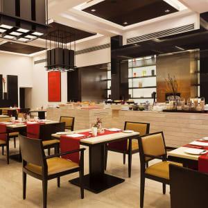 Trident à Agra: Restaurant