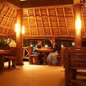Radisson Blu Resort Temple Bay in Mahabalipuram: Restaurant