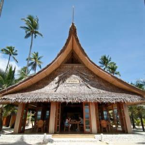 Coco Grove Beach Resort in Siquijor: Restaurant