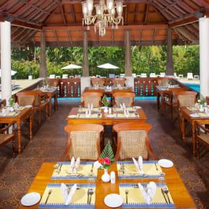 The Travancore Heritage in Kovalam: Restaurant