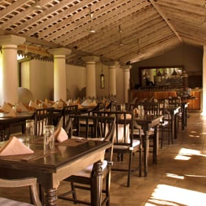 The Wallawwa in Colombo: Restaurant