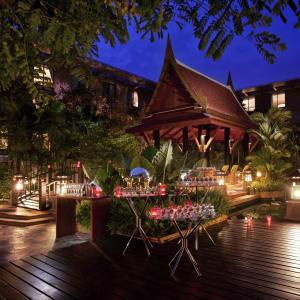 Novotel Bangkok Suvarnabhumi Airport Hotel: Restaurant