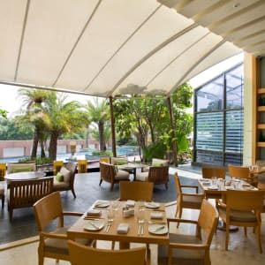 Hyatt Centric MG Road Bangalore à Bengaluru: Restaurant