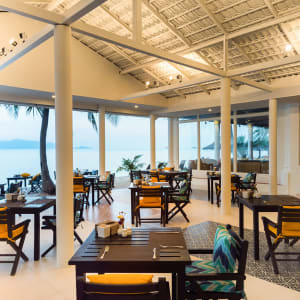 Paradise Beach Resort in Ko Samui: Restaurant