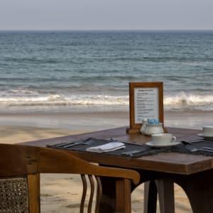 Ngapali Bay Villas & Spa: Restaurant